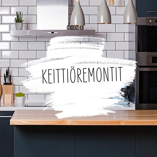 Keittiöremontit