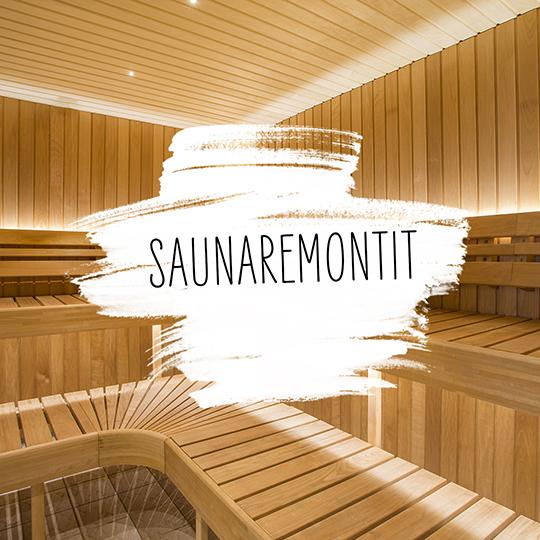 Saunaremontit
